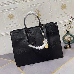 Louis Vuitton ONTHEGO Giant Tote Black